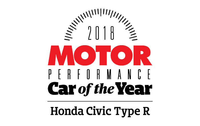 Civic Hatch Type R Performance Car Of The Year 2018