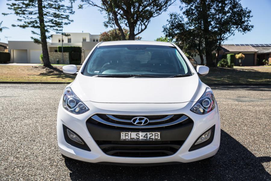 2014 Hyundai I30  GD2 ACTIVE Hatch