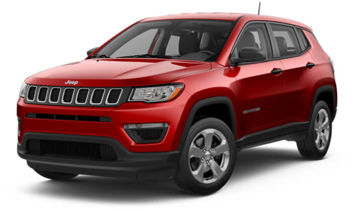 2018 Jeep Compass M6 Sport Wagon
