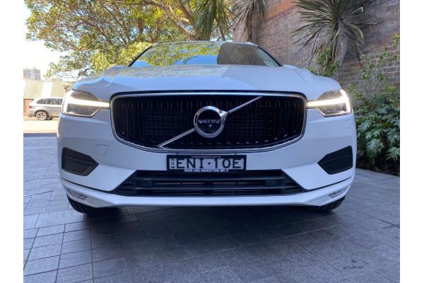 2021 Volvo XC60 UZ D4 Momentum Suv Image 5
