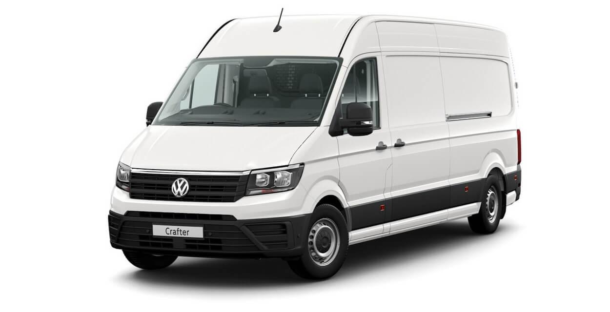 2019 Volkswagen Crafter SY1 GVM Van