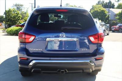 2017 Nissan Pathfinder R52 Series II MY17 ST-L Suv Image 3