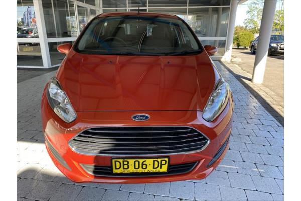 2014 Ford Fiesta WZ Ambiente Hatchback Image 2