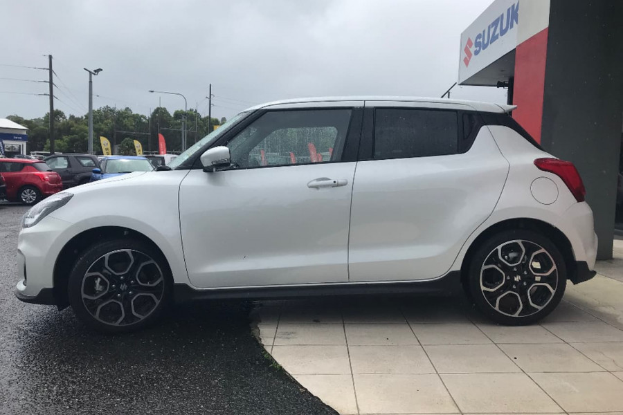 Demo 2018 Suzuki Swift Sport S4819 Maroochydore Crick Auto Group