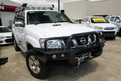 Nissan Patrol ST (4x4) Legend Edition GU Series 10