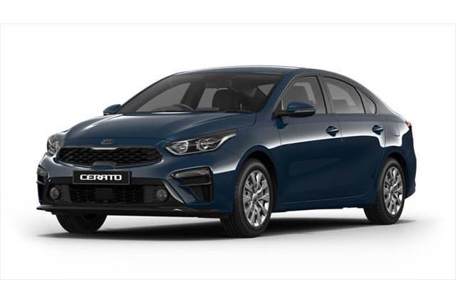 2019 Kia Cerato Sedan BD S Sedan