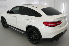 2019 MY18 Mercedes-Benz M Class GLE63 AMG S Coupe Image 3