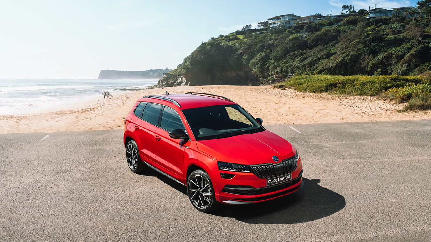 SUV RANGE <br>ONE FOR EVERY LIFESTYLE