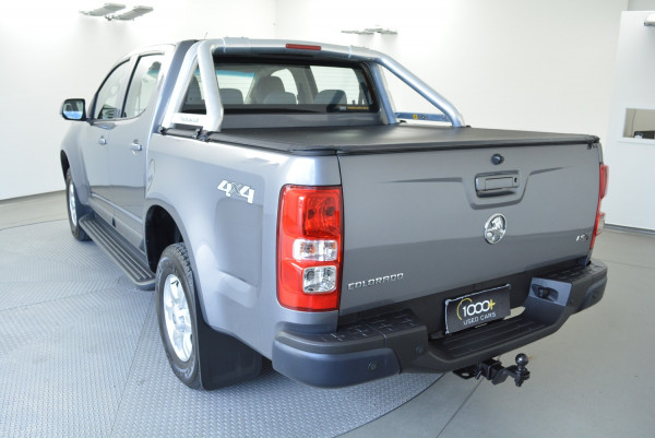 2015 MY16 Holden Colorado RG MY16 LS-X Utility