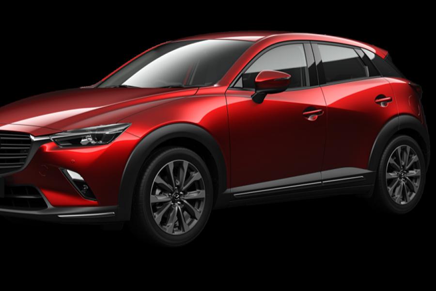 2021 Mazda CX-3 sTouring