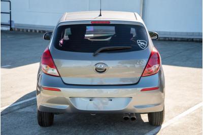 2014 Hyundai I20 PB MY15 Active Hatchback Image 4