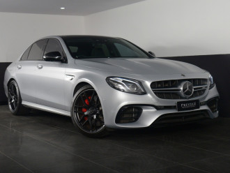Mercedes-Benz E 63 S 4matic+