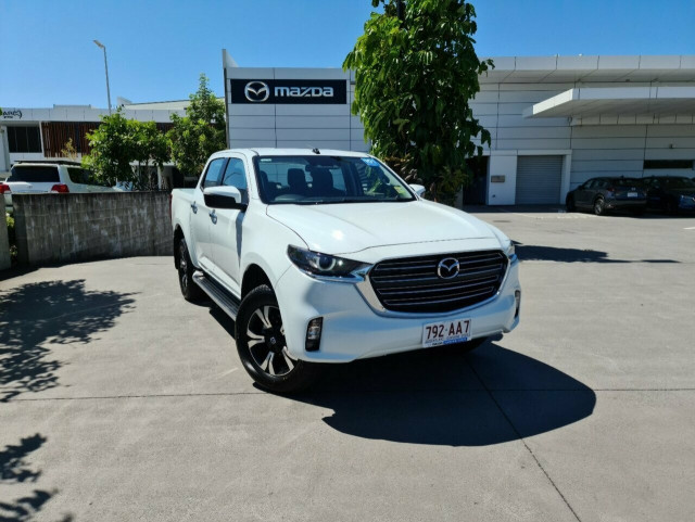 2020 MY21 Mazda BT-50 TF XTR 4x4 Pickup Utility Mobile Image 1