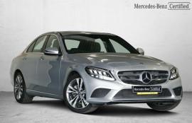 2020 MY50 Mercedes-Benz C-class W205 800+050MY C200 Sedan