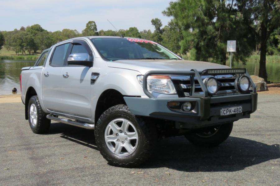 2013 ford ranger 4x4