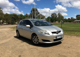Toyota Corolla ASCENT 1.8L PETROL AUTOMATIC HATCH