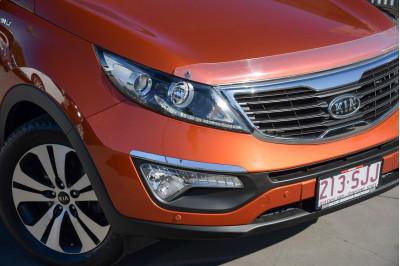 2012 Kia Sportage SL MY12 Platinum Suv Image 3