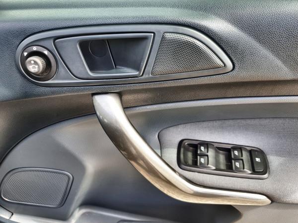 2012 Ford Fiesta WT Zetec Hatch
