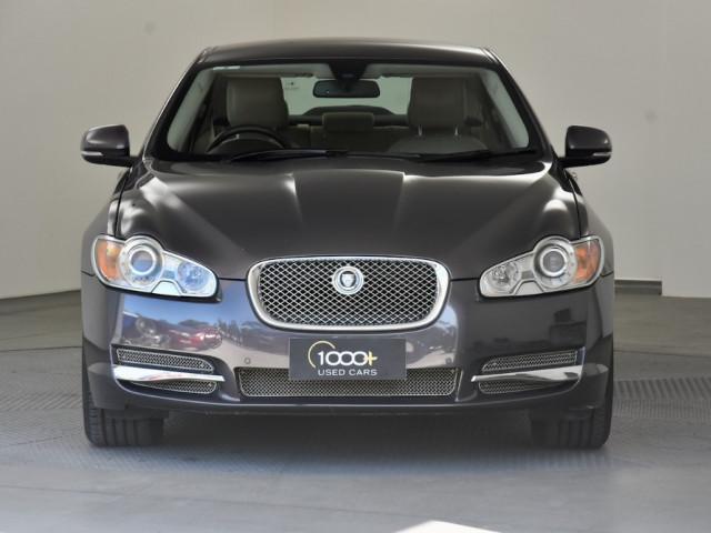 2010 Jaguar Xf X250 MY10 Luxury Sedan