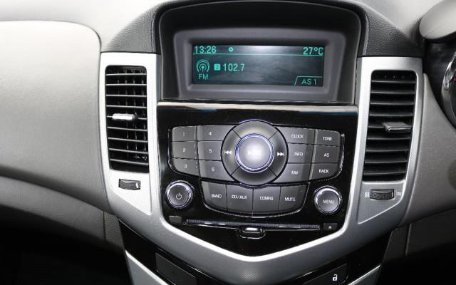 2009 Holden Cruze JG CDX Sedan