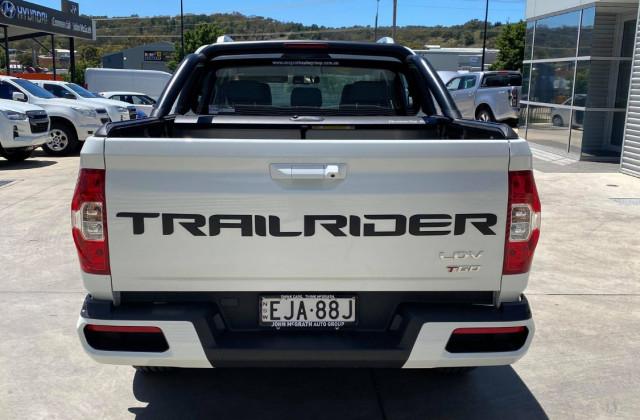2020 MY19 LDV T60 SK8C LE Trailrider Utility
