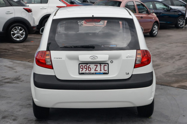 2006 Hyundai Getz TB  Hatchback Image 4