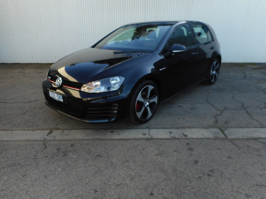 2014 MY15 Volkswagen Golf 7 GTI Hatch