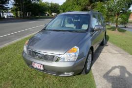 2010 MY11 Kia Carnival VQ S Wagon