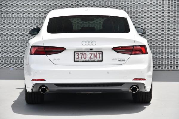 2019 Audi A5 F5 MY19 45 TFSI Hatch Image 4