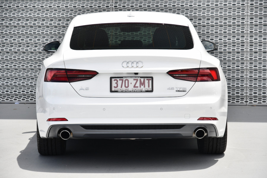 2019 Audi A5 F5 MY19 45 TFSI Hatch