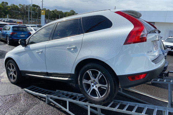 2013 Volvo XC60 DZ  T6 Teknik Suv