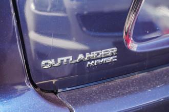 2009 Mitsubishi Outlander ZH MY10 LS Suv