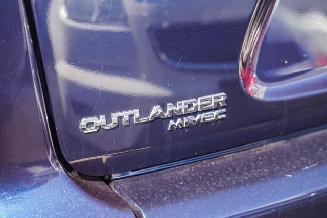 2009 Mitsubishi Outlander ZH MY10 LS Suv Image 18