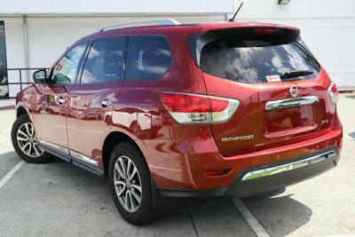 2015 Nissan Pathfinder R52 MY15 ST-L Suv Image 2