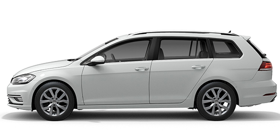 2020 Volkswagen Golf 7.5 110TSI Highline Wagon