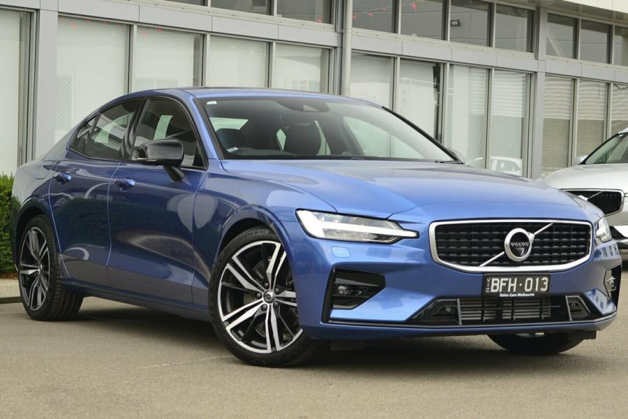 2019 Volvo S60 T5 R-DESIGN Sedan Image 1