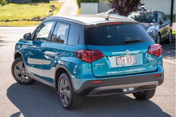 2020 MY19 Suzuki Vitara LY Series II GL + Suv Image 4