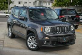 Jeep Renegade Longitude DDCT BU MY16