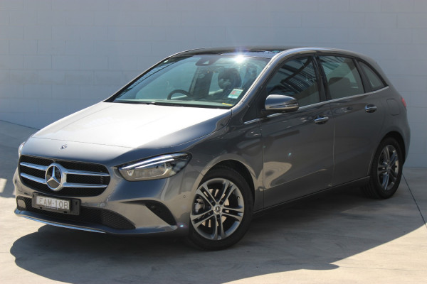 2019 Mercedes-Benz Mb Bclass Wagon Image 3