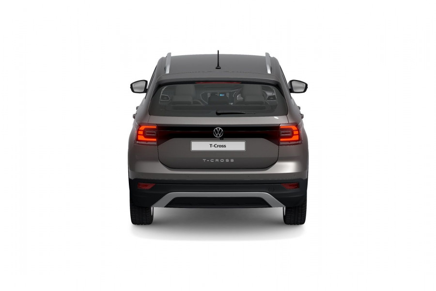 2021 Volkswagen T-Cross 85TSI Style Image 4