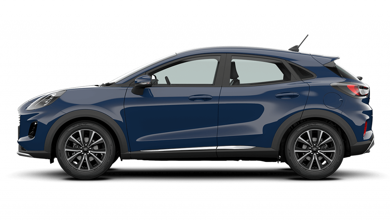 2021 MY21.25 (under construction) Ford Puma JK Puma Suv Image 6