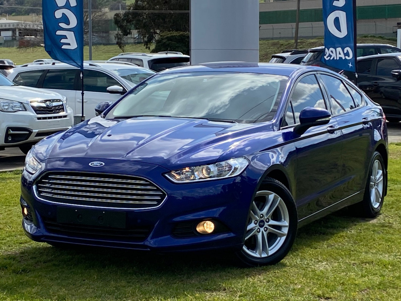 2017 Ford Mondeo MD 2017.00MY AMBIENTE Hatchback Image 1
