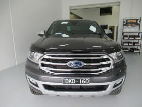 2019 Ford Everest UA II 2019.00MY TITANIUM Suv