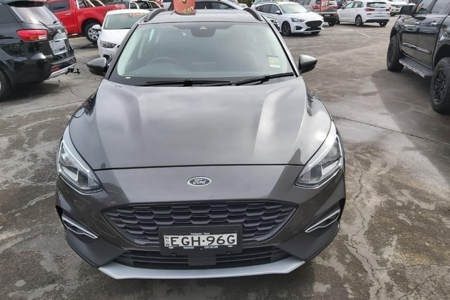 2019 MY19.75 Ford Focus SA  Active Hatchback