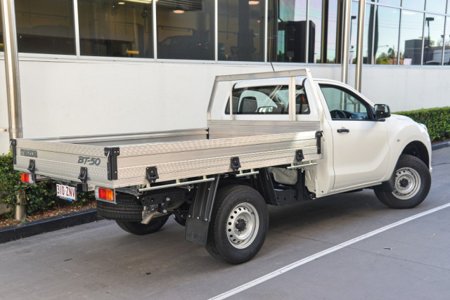 2019 Mazda BT-50 UR 4x2 2.2L Single Cab Chassis XT Cab chassis Image 3