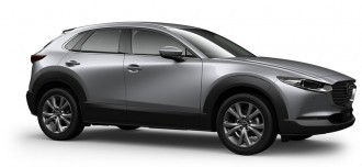 2020 Mazda CX-30 DM Series G25 Touring Wagon image 8