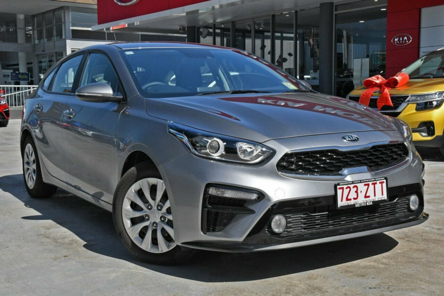 2019 MY20 Kia Cerato Hatch BD S Hatchback
