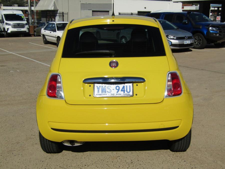 2008 Fiat 500 Series 1 Pop Hatch Image 9