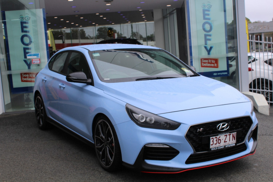 2019 MY20 Hyundai i30 PDe.3 N Performance Fastback Hatchback Image 1