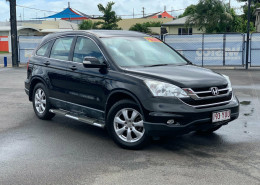 Honda CR-V Limited Edition 4WD RE MY2010